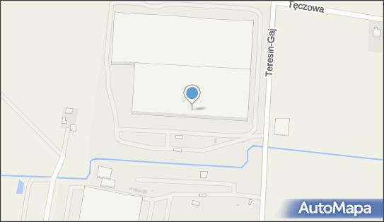 Prologis Park Teresin, hala 3B, 96-515 Teresin, Aleja XX-lecia 23D  - Centrum logistyczne