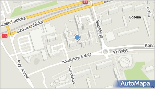 Klinika Stomatologii Estetycznej, Toruń, Konstytucji 3 Maja 13 13 - Dentysta