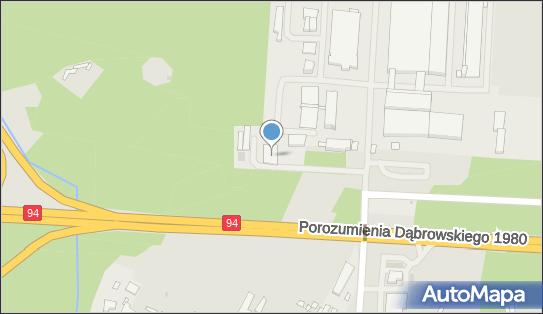 Mr Hamburger, Dąbrowa Górnicza, Katowicka 5