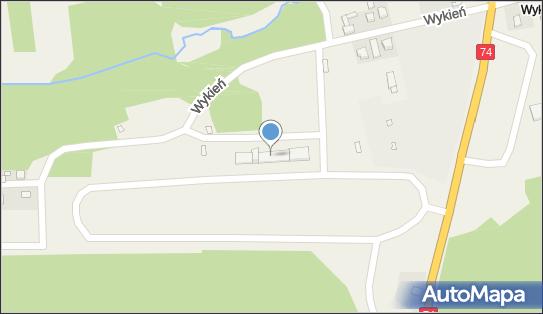 Giełda Samochodowa, Miedziana Góra - Giełda Samochodowa