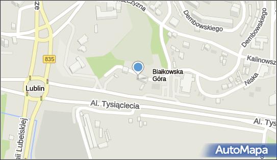 Dworek Szlachecki, 20-118 Lublin, ul. Sienna 25  - Gościniec