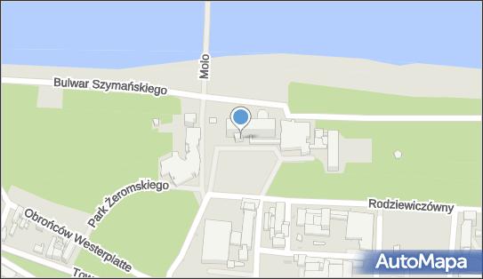 Bałtyk, 78-100 Kołobrzeg, Marii Rodziewiczówny 1  - Hotel