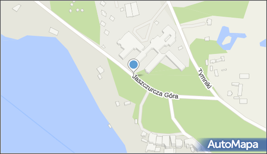 Hotel Eva, Mrągowo, ul. Jaszczurcza Góra  14