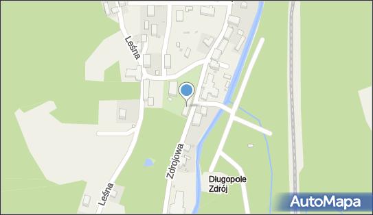 Szpital Uzdrowiskowy Mieszko, Długopole-Zdrój, ul. Zdrojowa  8 - Hotel