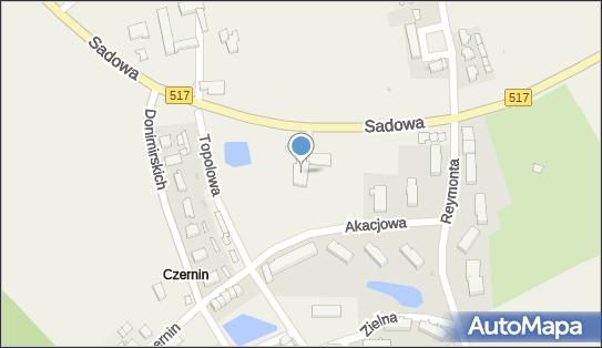 Zajazd Jonatan, Czernin, ul. Sadowa  2 - Hotel