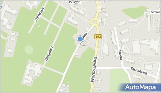 Zakład Lecznictwa Uzdrowiskowego Podhale, Połczyn-Zdrój - Hotel