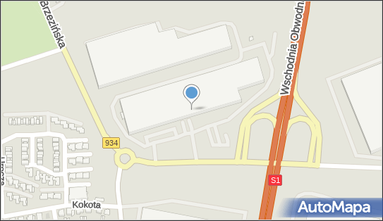 Inter Cars - Hub / Filia, Mysłowice, Brzezińska 59