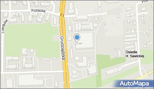 Inter Cars, Toruń, Grudziądzka 122a  - Inter Cars - Sklep, Hurtownia