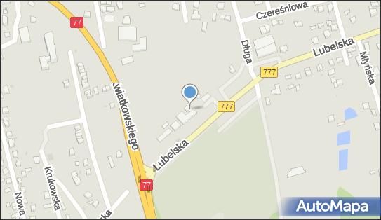 Inter Cars, Sandomierz, Lubelska 3  - Inter Cars - Sklep, Hurtownia