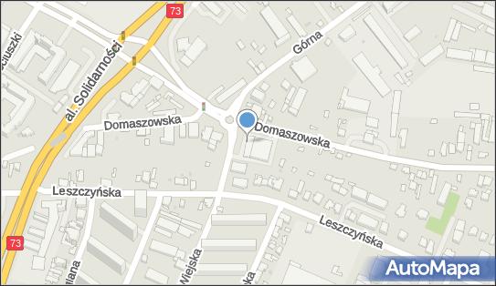 Inter Cars, Kielce, Wiejska 1