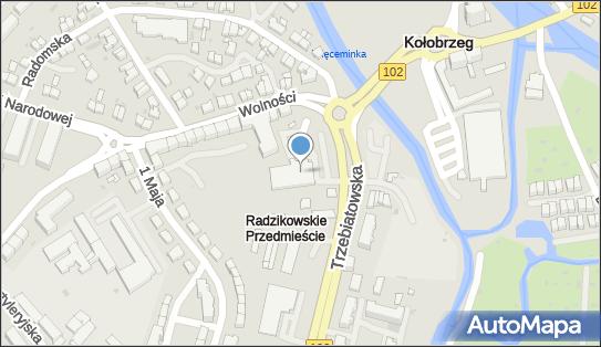 Intermarche, 78-100 Kołobrzeg, ul. Trzebiatowska 6  - Intermarche - Supermarket