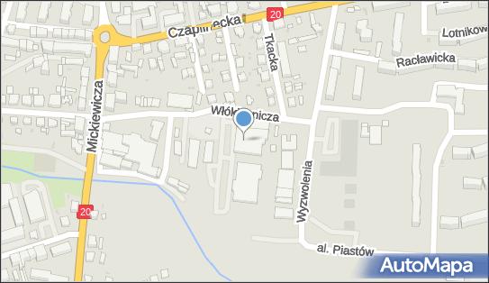 Intermarche, 78-520 Złocieniec, ul. Włókiennicza 11 a  - Intermarche - Supermarket