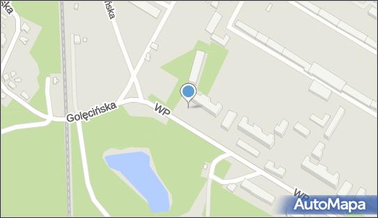 Centrum Szkolenia Wojsk Lądowych Obiekt nr 1, 61-716 Poznań - Jednostka wojskowa
