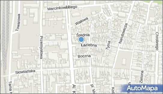 Kantor, Leszno, Łaziebna 19  - Kantor