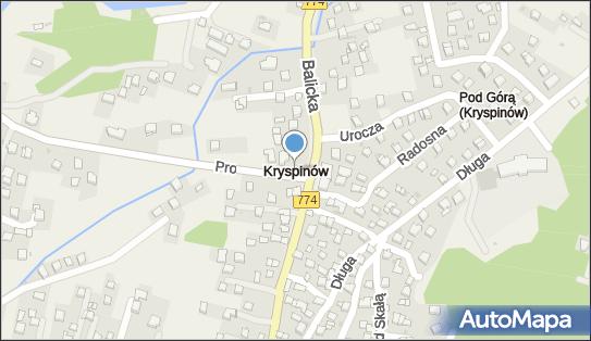 Karczma Rohatyna, Kry