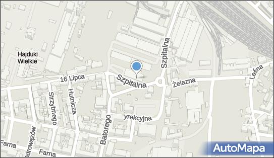Lidl, 41-500 Chorzów, ul. 16 Lipca 2  - Lidl - Supermarket