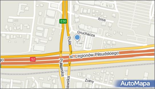 Stacja LPG,  Warszawa, Shell, 24h  - LPG - Stacja
