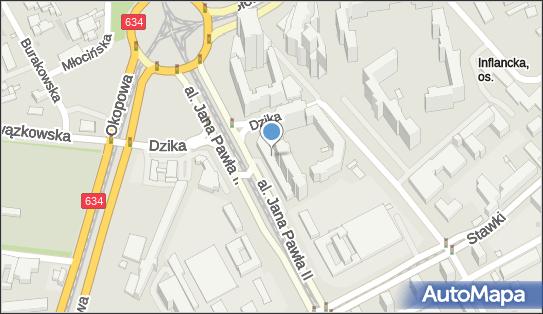 LUX MED, Warszawa, Jana Pawła II 78