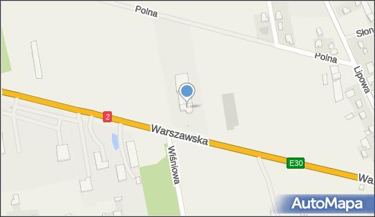 EXPRESSLOGIC T.J. Czajka s.j., 08-103 Siedlce, Warszawska 24  - MAN Truck & Bus - Sprzedaż, Serwis