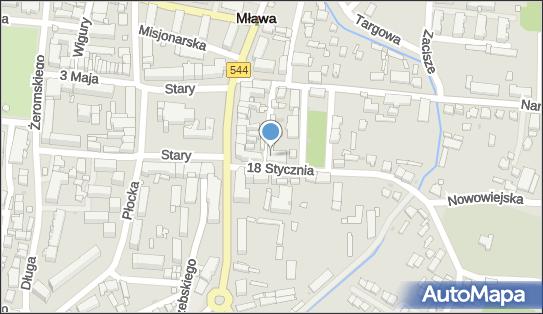 Gracja S.C., Mława, 18 Stycznia 1