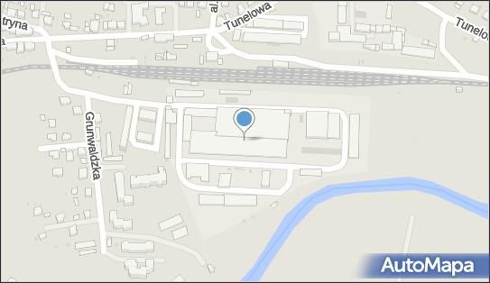 Strzyżowska Fabryka Mebli, Strzyżów, Grunwaldzka 1
