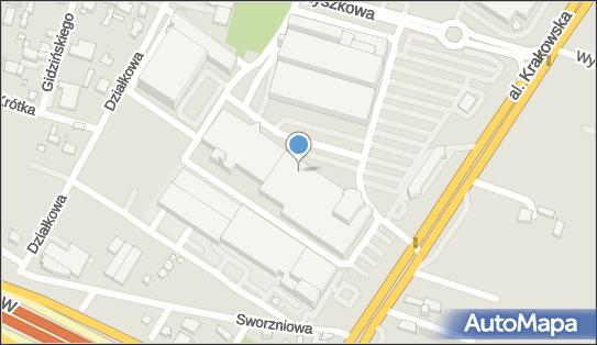 Media Markt, Warszawa, Al. Krakowska 61