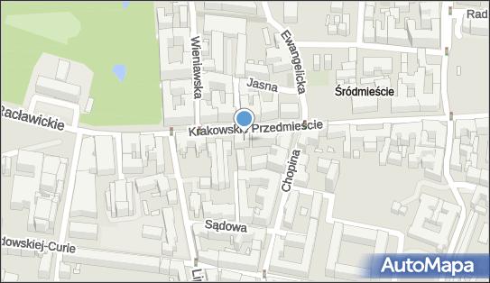 Bank Millennium, 20-076 Lublin, Krakowskie Przedmieście 74  - Millennium - Oddział