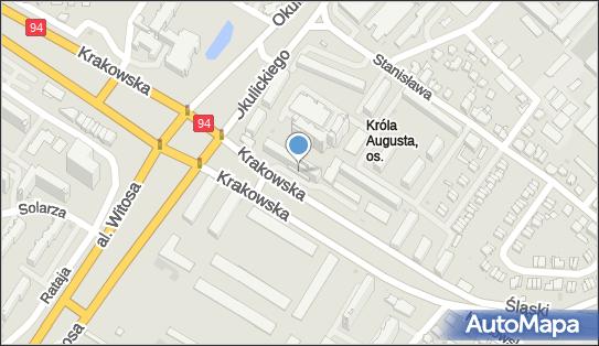 Bar Domowy, 35-111 Rzeszów, Krakowska 14  - Mleczny - Bar