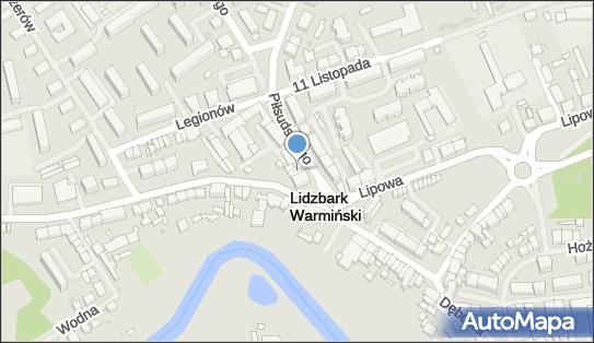 Neonet, Lidzbark Warmiński, Józefa Piłsudskiego, marsz. 3  - Neonet - Sklep