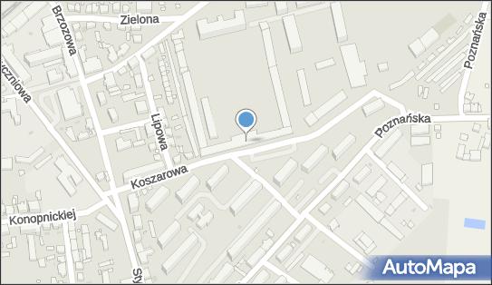 Jednostka Wojskowa, Sulechów, Koszarowa 17