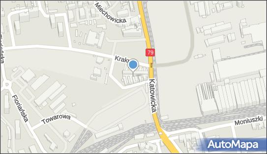 Sala Zabaw Figloland, 41-500 Chorzów, ul. Katowicka 111 - Obiekt sportowy