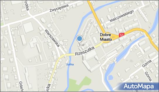 Orange, Dobre Miasto, Jana Pawła II 38  - Orange - Sklep