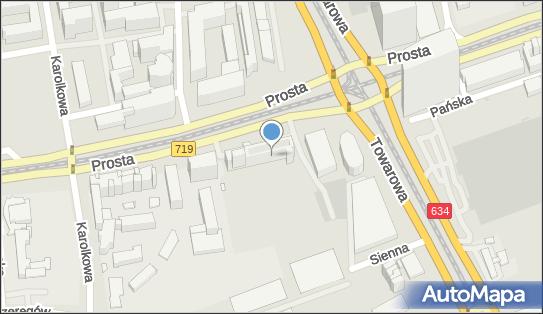BOTM, Warszawa, ul. Prosta 69