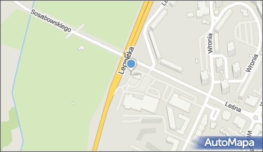 Orlen, 59-300 Lubin, Leśna 2  - Orlen - Stacja paliw