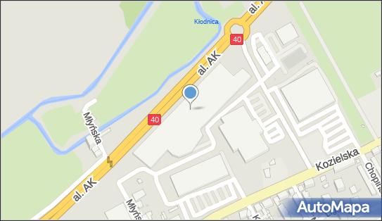 Orsay, Kędzierzyn-Koźle, al. Armii Krajowej 38  - Orsay - Sklep odzieżowy