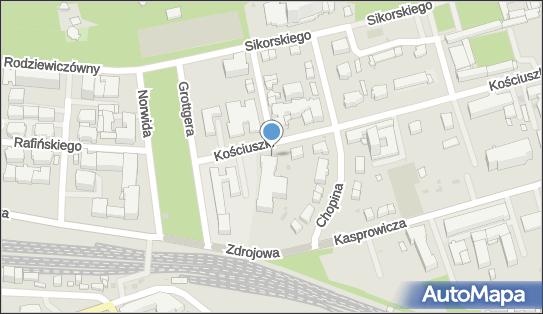 Olimp 2 , 78-100 Kołobrzeg, gen. Tadeusza Kościuszki 2  - Ośrodek wypoczynkowy