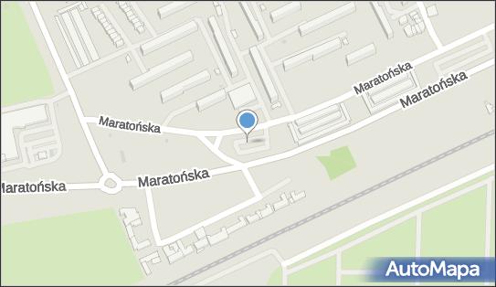 Parking-Lublinek.pl Łódź ul. Maratońska 110, Łódź