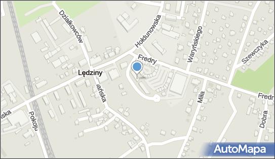 Gradka, Lędziny, Aleksandra Fredry 8  - Pizzeria