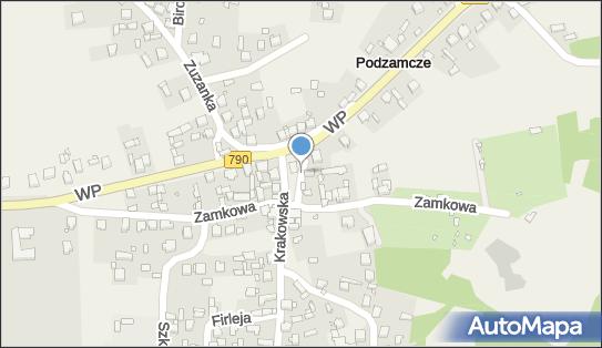 Pizzeria na rynku, Podzamcze, Plac Jurajski