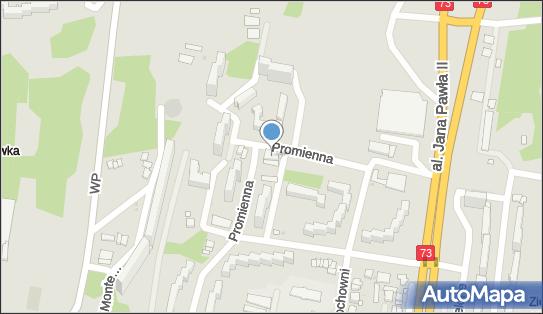 Promienny Zamek, Tarnów, Promienna 21