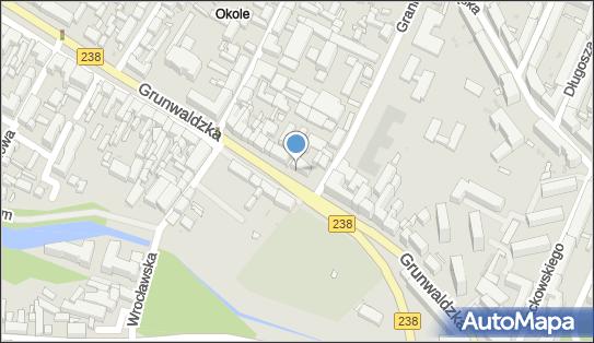 Urząd Pocztowy 4, Bydgoszcz, Grunwaldzka 30