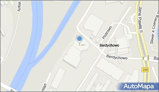 Centrum Wykładowe,  Poznań, Piotrowo 2  - Politechnika Poznańska
