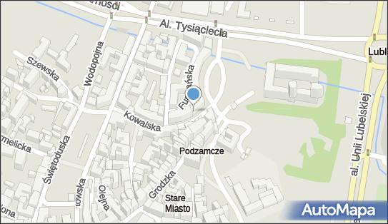 Hurtownia Fryzjerska Polwell, Lublin, Kowalska 14