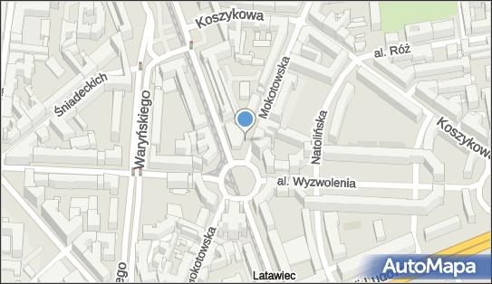 Raiffeisen POLBANK, Warszawa, Mokotowska 19  - Raiffeisen POLBANK - Bankomat
