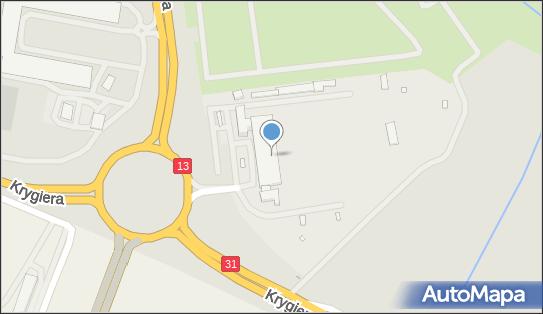 Renault Truck Centrum, Szczecin, Południowa 15