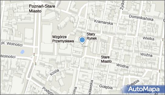Fenix, 61-772 Poznań, Stary Rynek 77  - Restauracja
