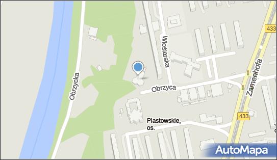Restauracja Kasztelańska, Poznań, os. Piastowskie  64 - Restauracja