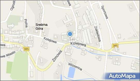 Restauracja Koniuszy, Srebrna Góra, ul. Kolejowa  13 - Restauracja