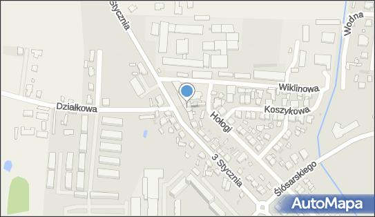 Restauracja Zacisze, Nowy Tomyśl, ul. 3 Stycznia 68 - Restauracja