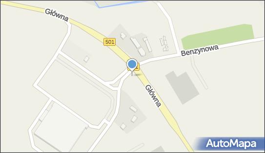 Trasa, Ścieżka Rowery, 83-021 Przejazdowo, Główna501  - Rowery - Trasa, Ścieżka